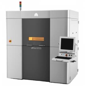 3D принтер 3D Systems sPro 60 SD