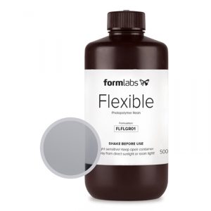 Фотополимер Formlabs Flexible Resin 0,5 л