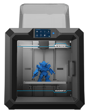 3D принтеры. Возможности трехмерной печати