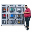 3D принтер Winbo Vertical 9