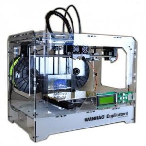 3D принтер Wanhao Duplicator 4X 1 экструдер