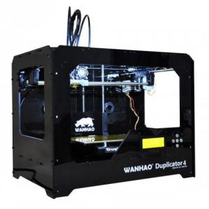3D принтер Wanhao Duplicator 4X 2 экструдера